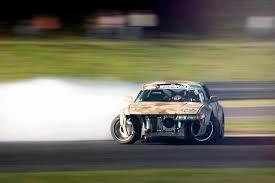 Mad Steering Angle Drifting