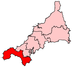 St Ives (UK Parliament constituency)