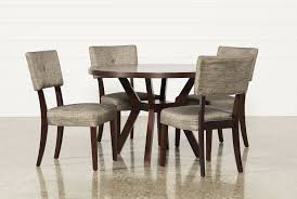 round dining tables for sale macie  piece round dining set main
