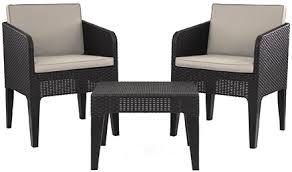 <b>Комплект мебели Keter Columbia</b> Balcony Set недорого купить в ...