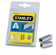"""<b>Скоба</b> для степлера <b>тип</b> """"A/5/<b>53</b>/530"""" 8 мм х 2000 <b>Stanley</b> 0-69-704"""