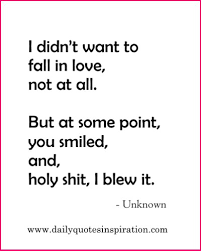 Cute And Funny Falling In Love Quotes - cute and funny falling in ... via Relatably.com