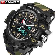 G style Shock <b>Watches Men Military Army Mens Watch</b> Reloj Led ...