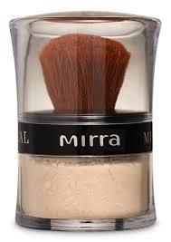 Линии продуктов MIRRA <b>Пудра минеральная рассыпчатая</b> ...