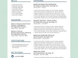 breakupus sweet environmental executive resume example breakupus remarkable resume ideas resume resume templates and beauteous resume writing tips from
