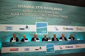 İstanbul hava kargoda Hong Kong'un önüne geçecek