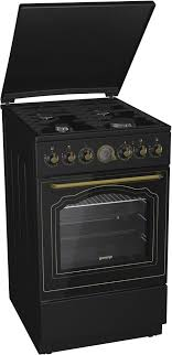 Комбинированная плита <b>Gorenje K52CLB</b> купить недорого в ...