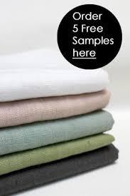 <b>Linen Fabric</b> - Grey, Blue, Red, <b>White</b>, Green, Yellow, Pale Pink
