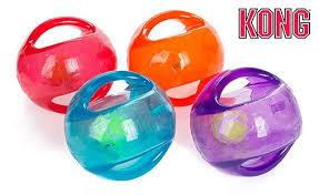 <b>Игрушка</b> для собаки <b>Kong Jumbler</b> мячик 14 см. TMB2E купить за ...