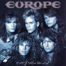 <b>Out of</b> This World (<b>Europe</b> album) - Wikipedia