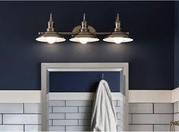Bathroom & <b>Wall Lighting</b>