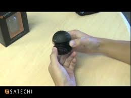 Satechi SD <b>Mini Portable Pocket</b> Speaker - YouTube