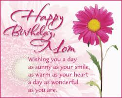 Happy Birthday Quotes for Mom | Birthday Anniversary | Drinks ... via Relatably.com