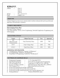 freshers resume format lafoliaeu software engineer resume sample freshers resume format lafoliaeu software freshers resume formats