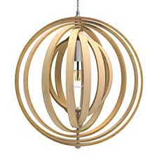 Tomons <b>Nordic</b> Style Hollow Wood Ceiling <b>Pendant Lights</b> for ...