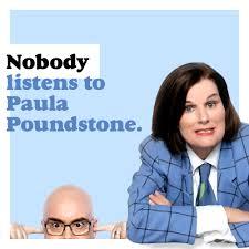 Nobody Listens to Paula Poundstone
