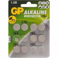 Купить <b>батарейку Набор батареек GP</b> ACM01-CR12 (А76 ...