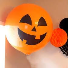 Online Shop 1 pcs <b>36 Inch</b> 90cm <b>Big</b> Orange <b>Balloon Giant</b> Pumpkin ...
