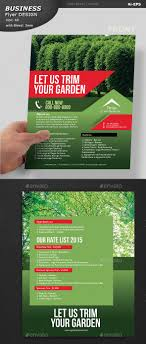 printable lawn care flyers com graphicriver lawn care flyer 11798328 print template flyers