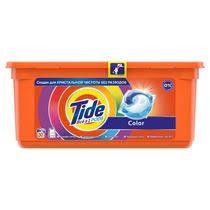 <b>Капсулы для стирки Tide</b> Все-в-1 Pods Color 30 шт купить с ...