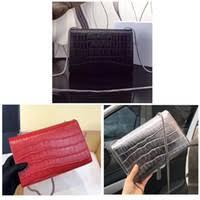 Wholesale <b>Crocodile Pattern</b> Shoulder Handbag for Resale - Group ...