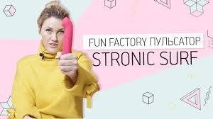 <b>Fun</b> Factory <b>Пульсатор</b> Stronic Surf - YouTube