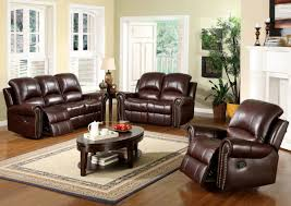 furniture gorgeous quality living room furniture using leather sofa with recliner built in toward oval shaped built in living room furniture