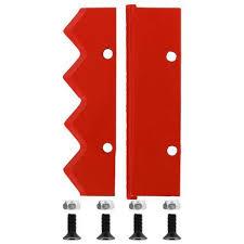 <b>Нож</b> сменный для шнека <b>двухзаходный</b> для грунта <b>DDE</b> (300 мм ...