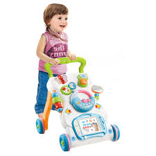 2019 <b>Multifunctional Baby Walker</b> Toys Toddler <b>Trolley</b> Sit To Stand ...