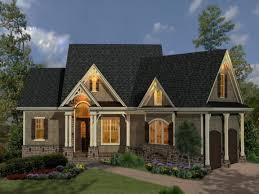 French Country Cottage French Country Homes House Plans  brick