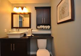 bathroom storage cabinets decor