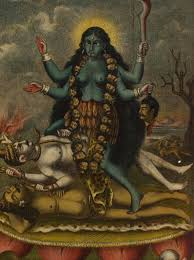 Kalika Ji and Lord Shiva Sambhog Images, Photos for Free Download