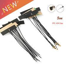 <b>10Pcs 2.4Ghz</b> WIFI Internal <b>Antenna</b> 5dBi IPX IPEX Connector FPC ...
