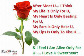 I Love You Quotes For Her To Say I Love You in Romantic Style via Relatably.com