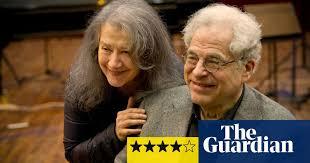 <b>Argerich</b> and Perlman: Schumann, Bach, Brahms CD review – a ...