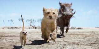 New Lion King Video Includes First Look At '<b>Hakuna Matata</b> ...