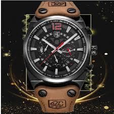 BENYAR бренд роскошных Хронограф Спортивные часы ...