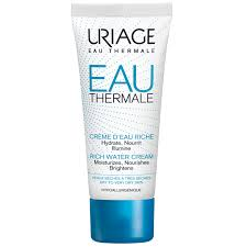 <b>Uriage Eau Thermale</b> Hydration <b>Rich</b> Water Cream 40ml - Skincare