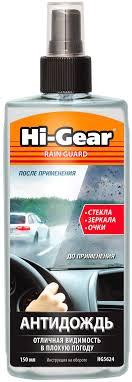 <b>Антидождь Hi-Gear</b> HG5624 - цена, отзывы, характеристики ...