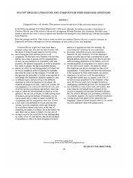 ap english composition essay  ap english composition essay