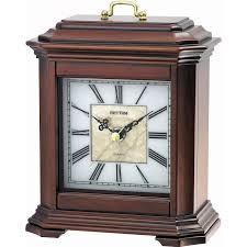 Кварцевые <b>настольные часы Rhythm CRG114NR06</b> купить в ...