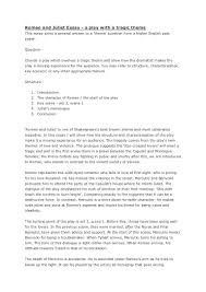 the character of romeo essay  the character of romeo essay