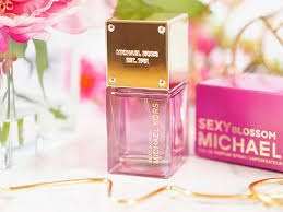 <b>Michael Kors Sexy Blossom</b> Review - Lady Writes