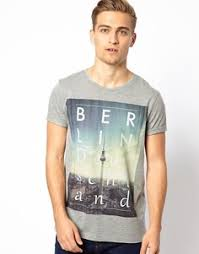 Купить мужские футболки с принтом на синтепоне в интернет ...