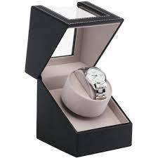 <b>EU</b>/<b>US</b>/<b>AU</b>/<b>UK Plug</b> Automatic Mechanical <b>Watch</b> Winding Box Motor ...