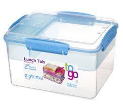<b>Контейнер пищевой Sistema</b> 21665, синий — купить в интернет ...