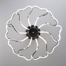 <b>Светильник</b> потолочный <b>Eurosvet</b> Begonia <b>90095/10</b> Chrome ...