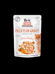 <b>Brit Care Cat</b> Pouch CHOICE <b>CHICKEN</b> – Brit