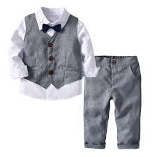 <b>Kids</b> Blazers Baby <b>Boys Suits 2019</b> Summer Single Breasted Shirts ...