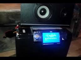 тест магнитолы <b>Mystery MMD</b>-4000S - YouTube